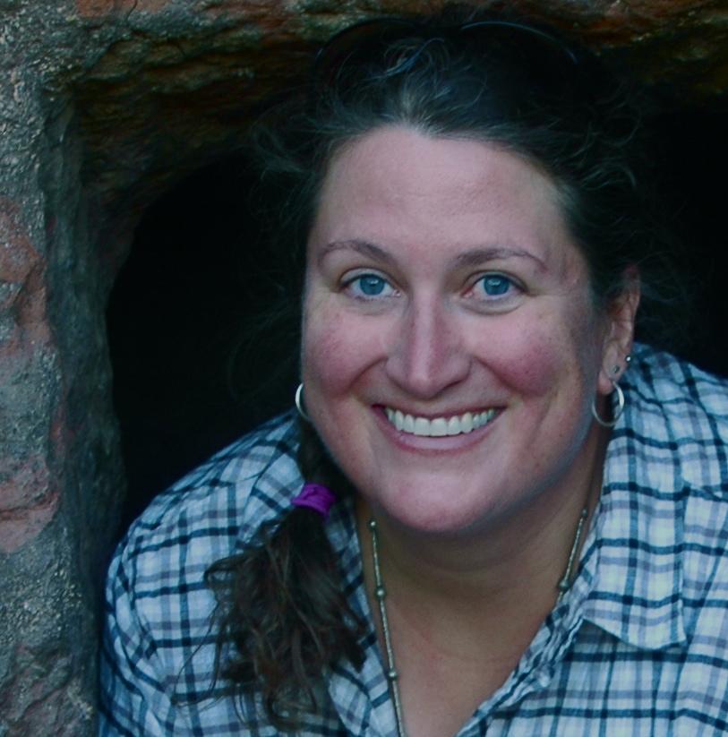 Photo of Rachel DeMotts