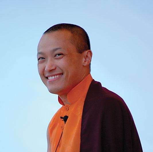 Photo of Sakyong Mipham Rinpoche